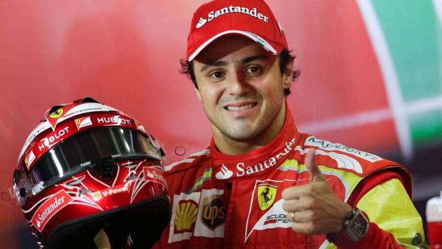 Felipe Massa augura título para Sainz en Ferrari