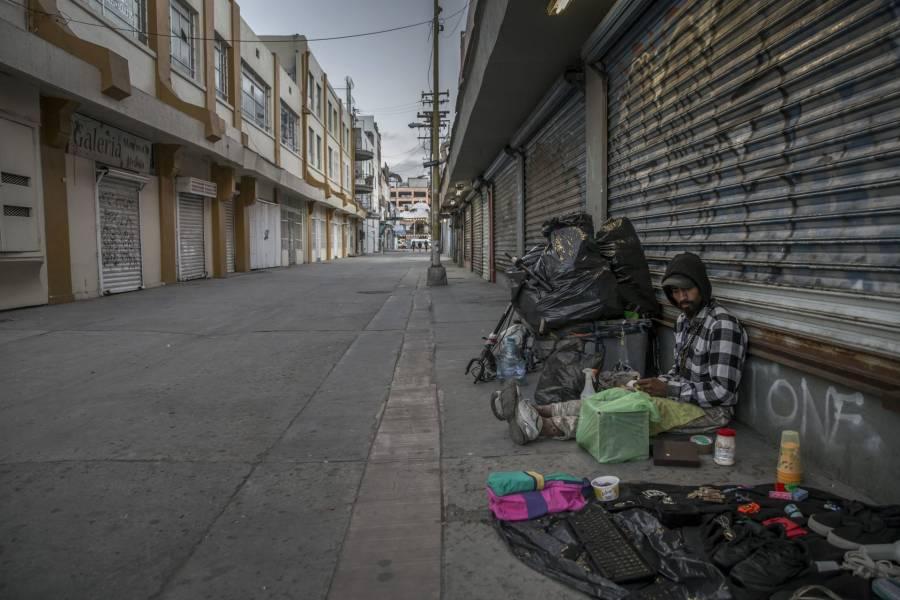 CDMX monitorea a personas en situación de calle durante pandemia por Covid-19