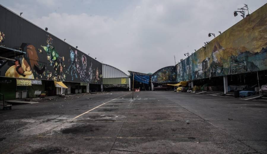 Amplían cierre de Mercado Jamaica