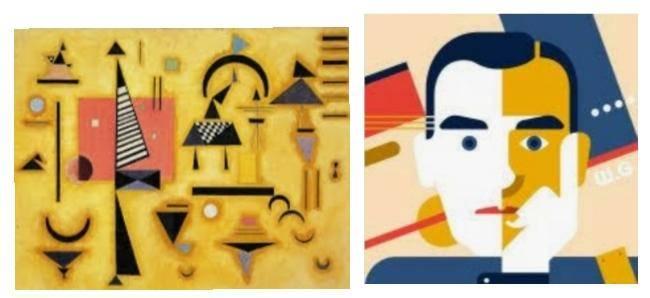 Dadaísmo vs Bauhaus: el arte de la influenza española