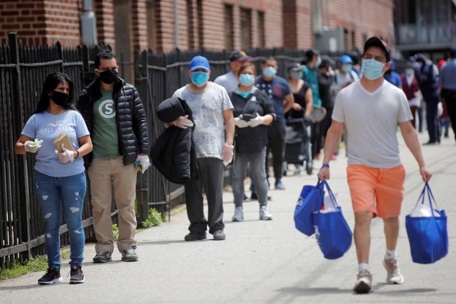 Barrios de Nueva York, con mayor tasa de mortalidad por Covid-19