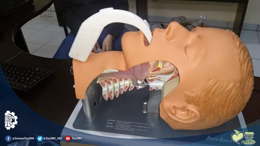 Desarrollan en Sonora instrumentos médicos que protegen a personal de sector salud del Covid