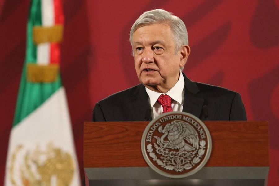 No subirá luz ni gasolina, asegura López Obrador