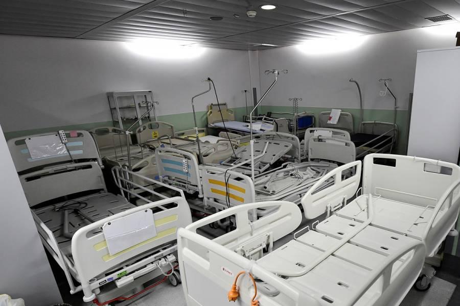 Instalarán IMSS y Grupo Modelo hospital temporal en Tijuana