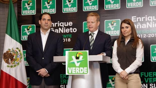 Hemos sido el principal impulsor de las energías renovables en México: Partido Verde