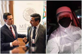 Exfotógrafo de Peña Nieto ahora maneja carroza fúnebre con casos de Covid-19