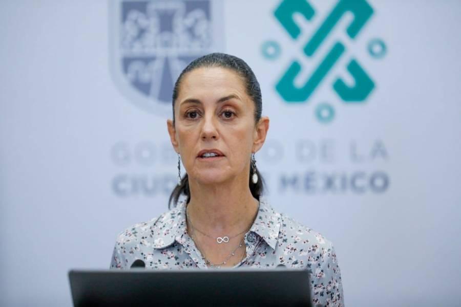 Sheinbaum: Gobierno capitalino actúa con total transparencia