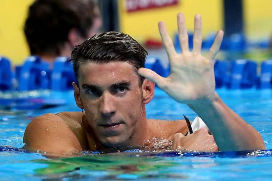 Michael Phelps revela que lucha contra la depresión durante el confinamiento