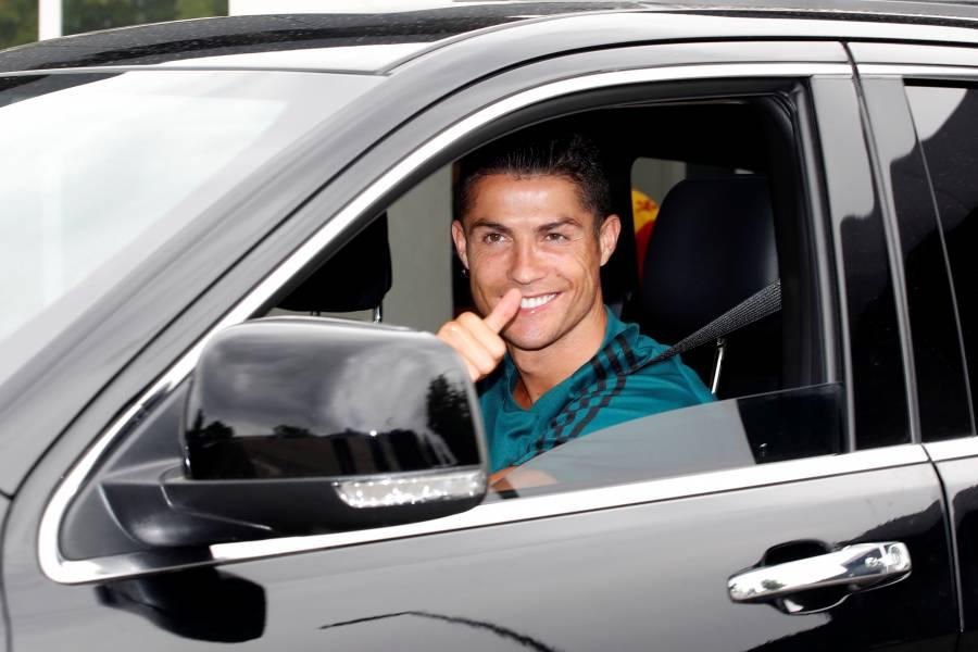 Cristiano Ronaldo regresa a los entrenamientos con la Juventus