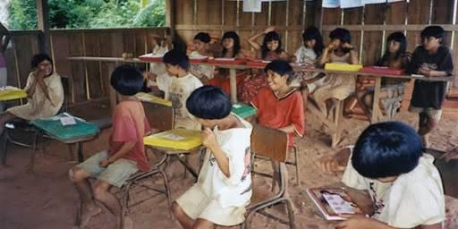 El coronavirus afecta la educación de las comunidades indígenas