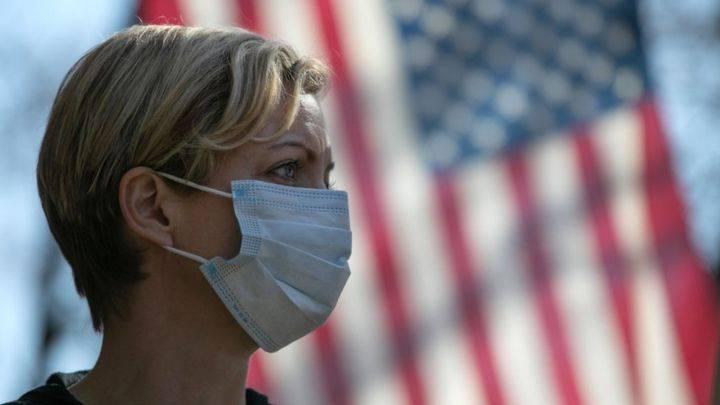 Estados Unidos registra un aumento de más de 20 mil casos en un día