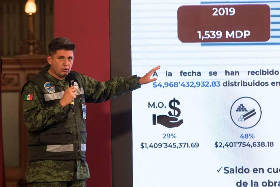 Santa Lucía, con nueva normatividad: Vallejo