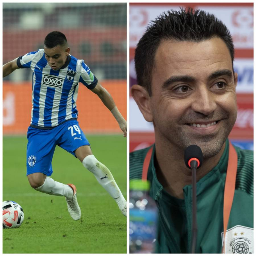Xavi aconsejó a Carlos Rodríguez