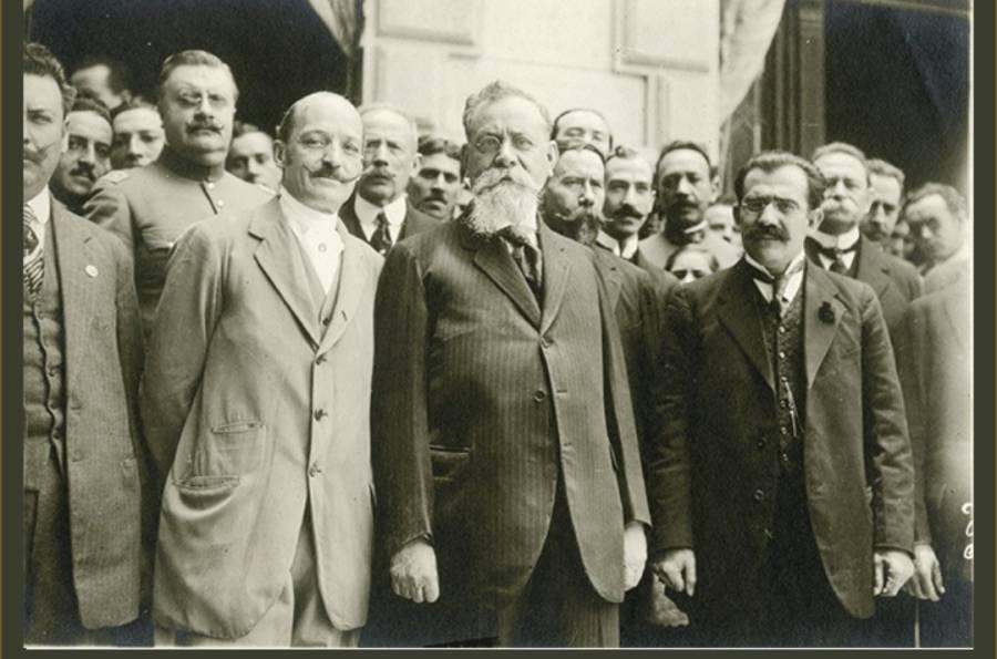 """Conferencia """"Venustiano Carranza. A 100 años de su asesinato"""""""