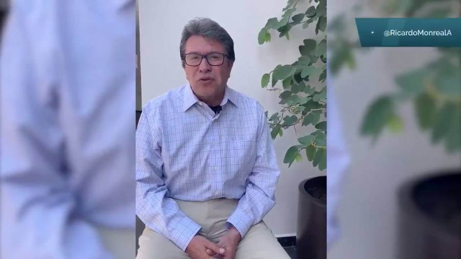 Ricardo Monreal niega reforma al Inegi y SAT