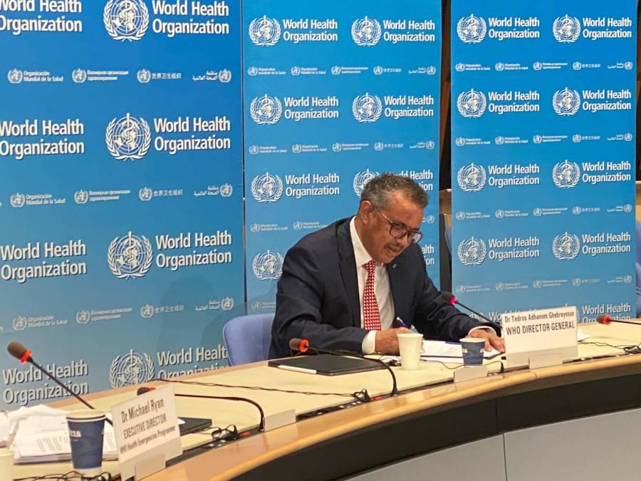 La OMS acepta evaluación sobre su gestión de la pandemia por Covid-19