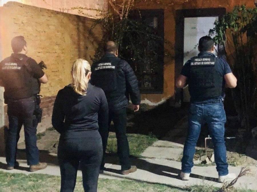 Enfermera es agredida por su vecino en San Juan del Río, Querétaro