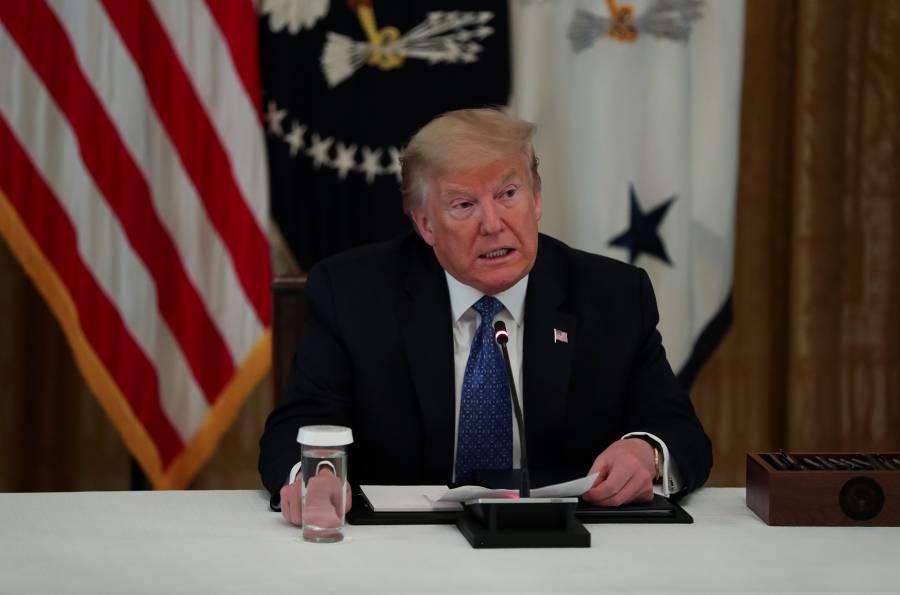 Trump y Pelosi se insultan por posible tratamiento para Covid-19