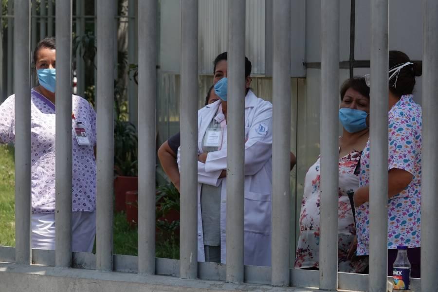 Oaxaca suma tres muertes en personal médico