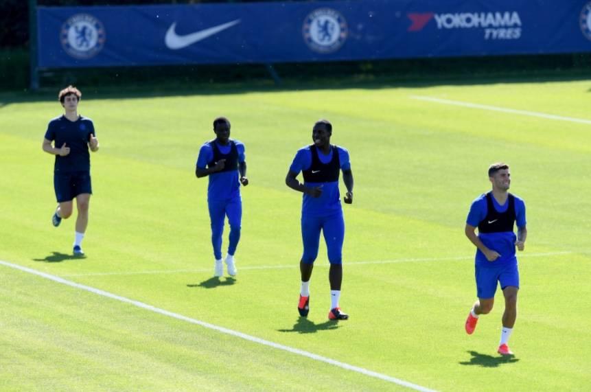 Premier League vuelve a los entrenamientos