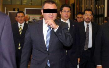 Presumen que García Luna ocultó más de 50 mdd en paraísos fiscales