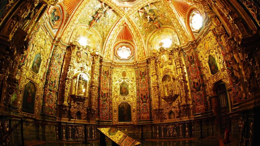 Museo Nacional del Virreinato, un vistazo virtual