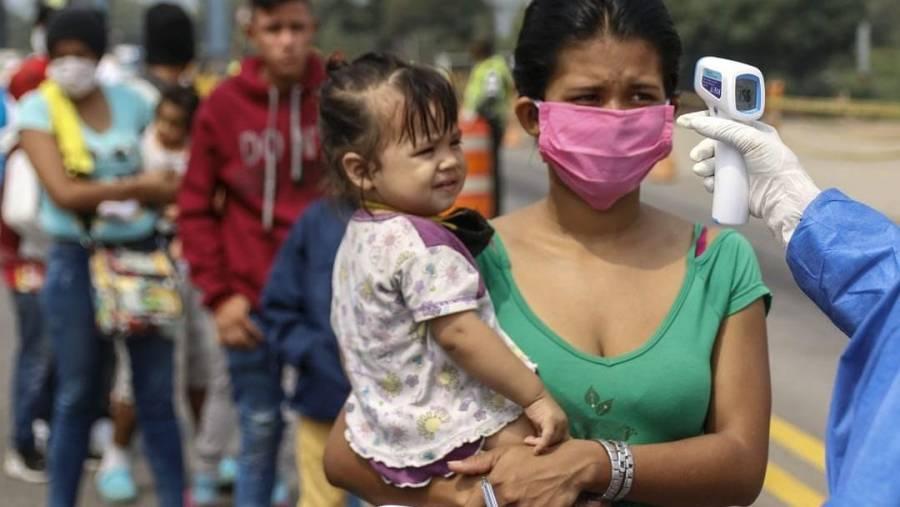 Extiende Venezuela el toque de queda en la frontera con Colombia y Brasil