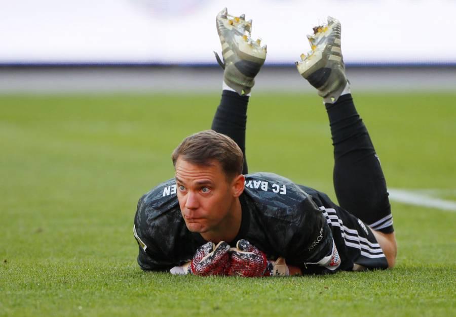 Manuel Neuer renueva con Bayern Múnich hasta 2023
