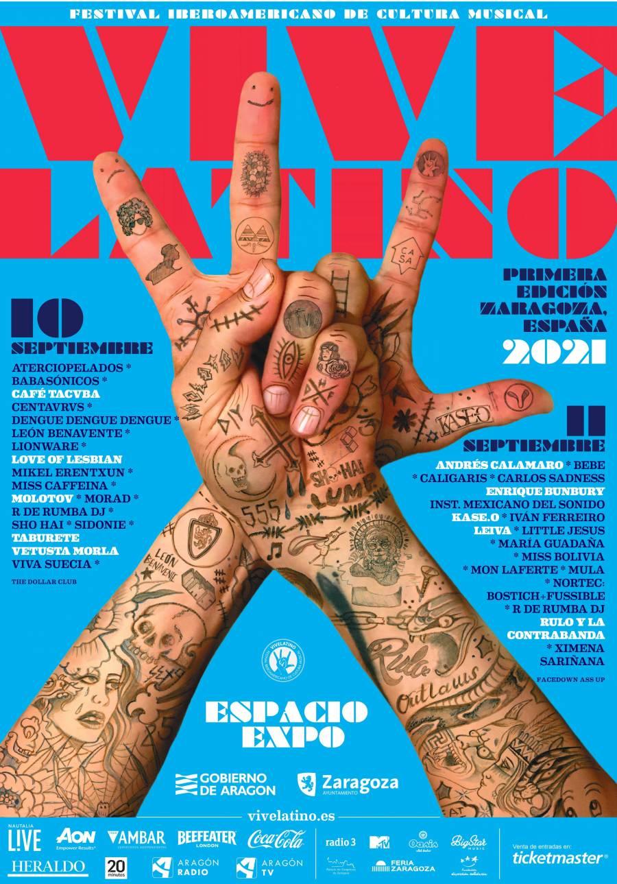 Posponen Vive Latino España hasta 2021 por Covid-19