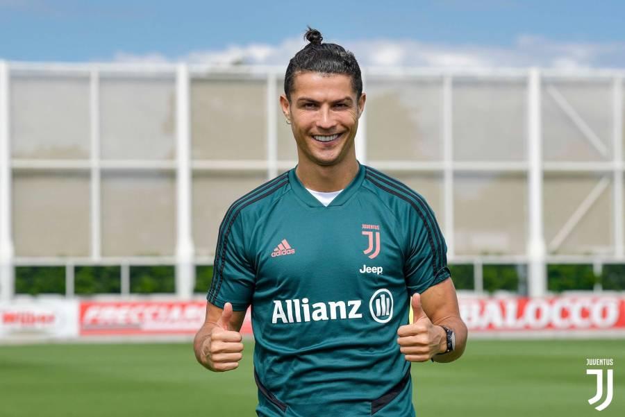 Juventus desempolva a Cristiano Ronaldo tras 72 días