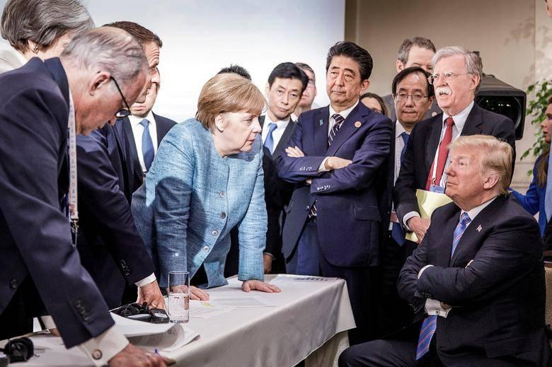 Trump quiere cumbre presencial del G7 como signo de normalización