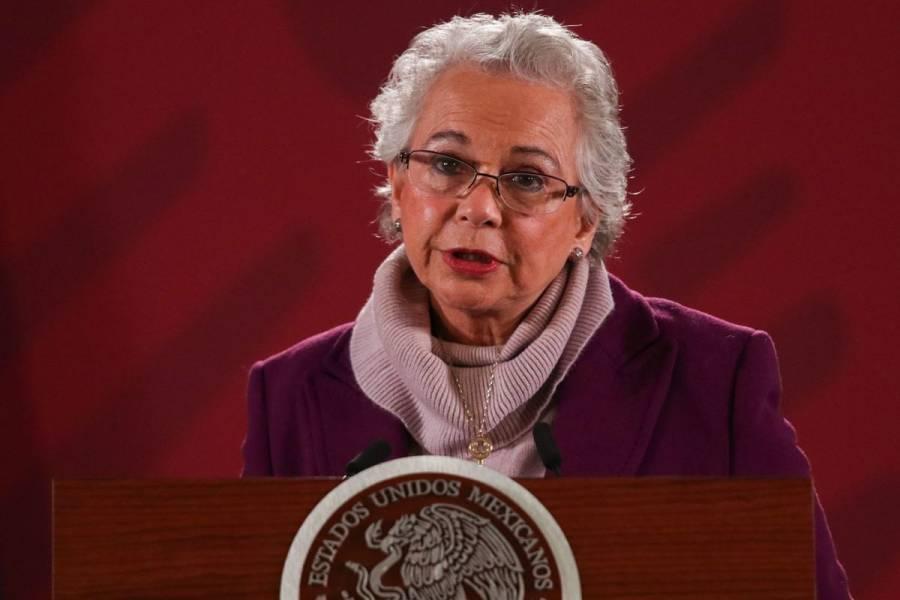 Prevé Sánchez Cordero instalar en breve comisión que otorgará amnistías