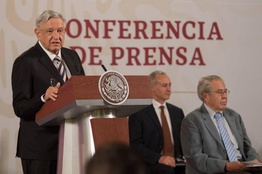Presidente rechaza darle más atribuciones a Inegi