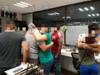 Rescatan a 14 médicos anti-Covid que fueron secuestrados