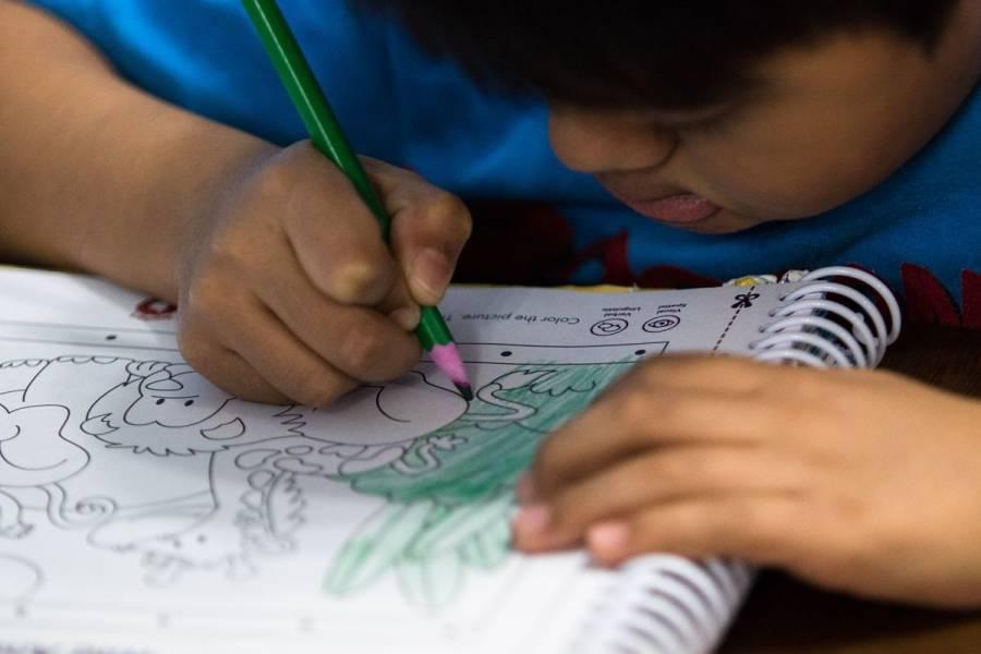 Ciclo escolar concluirá desde los hogares en Michoacán
