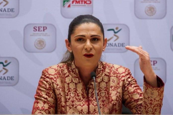 Ana Guevara rechaza acusaciones sobre sobornos en la CONADE