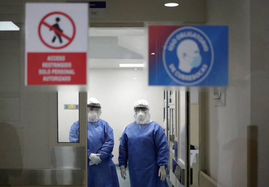 Edoméx reporta 9 mil 346 contagios y 854 defunciones por pandemia