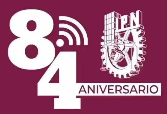 Día del Politécnico, 84 aniversario