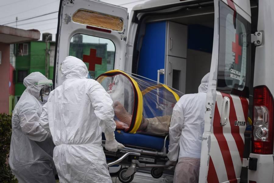 Familiares de sospechoso de Covid-19 agreden a personal de salud