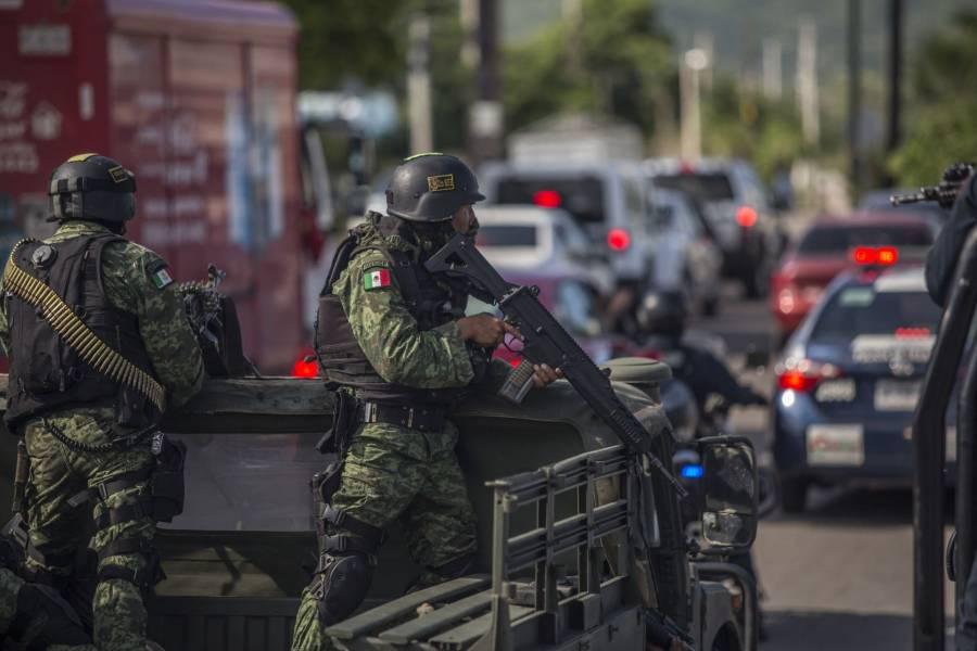 Exigen a Ejecutivo Federal informar sobre funciones de Fuerzas Armadas