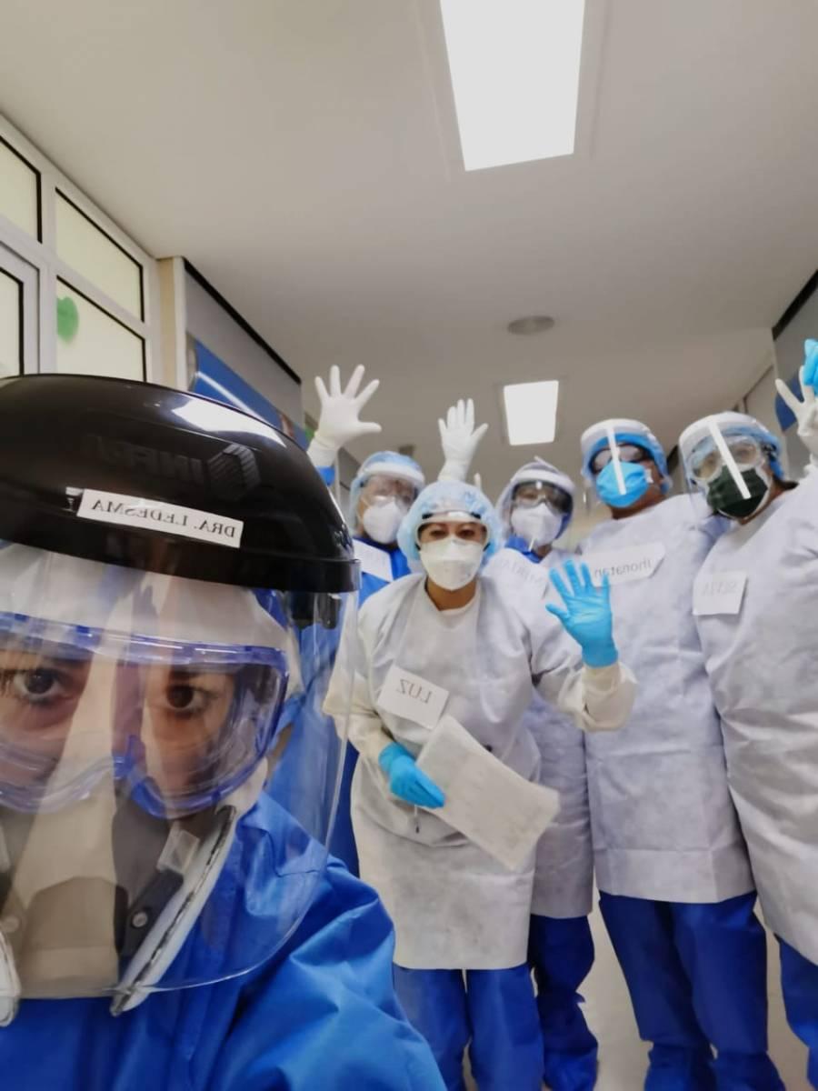 Psicólogas y psicólogos juegan un papel fundamental para reducir estrés por pandemia: ISSSTE