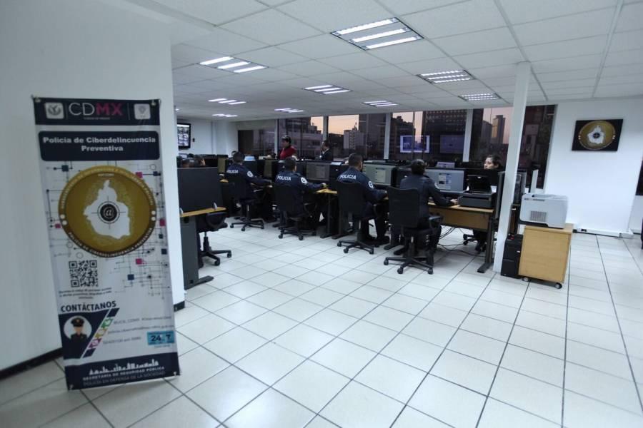 Policía Cibernética capitalina incrementa vigilancia por Hot Sale