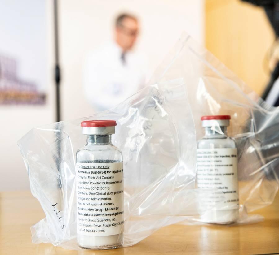 Médicos en EU piden datos del remdesivir para guiar tratamientos por Covid-19