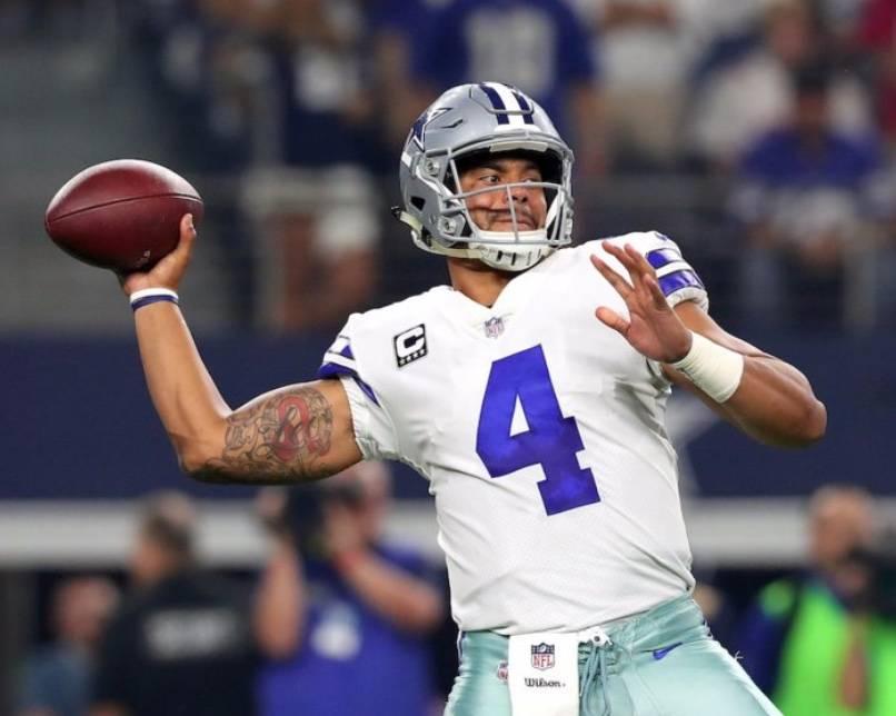 Cowboys quiere convertir a Dak Prescott en el mejor pagado de la NFL