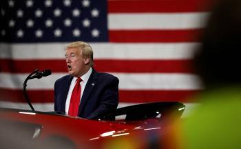 Trump aseguró que tiene rodeado a Maduro