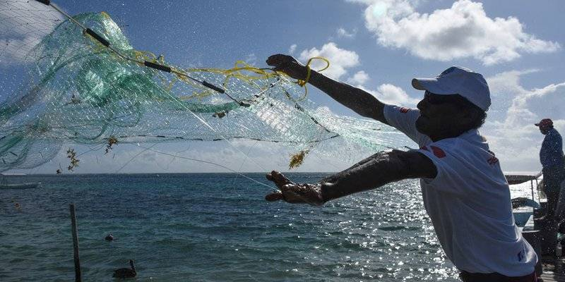 Secretaría de Agricultura inicia programa para fortalecer la pesca en seis entidades del país