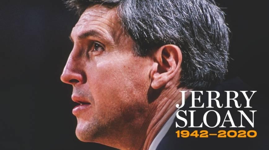 Muere Jerry Sloan, histórico entrenador de Utah Jazz