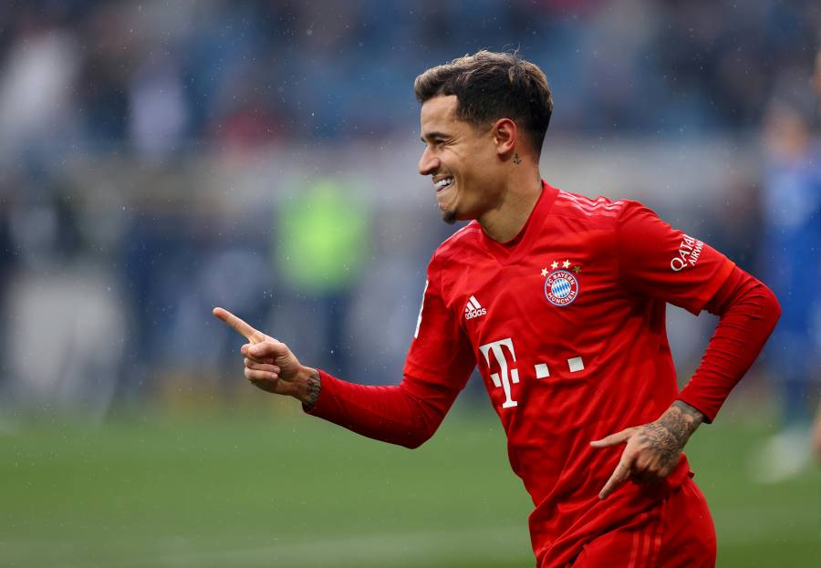 Bayern confirma que no ejecutó opción de compra por Coutinho