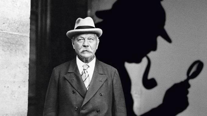 Arthur Conan Doyle, el destino de la literatura