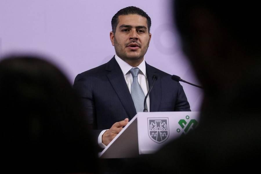 García Harfuch se disculpa por agresión de policías a reportero de Televisa